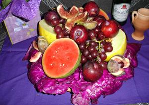 Frutas para Nanã
