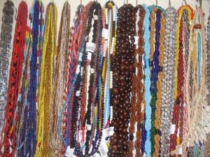 Guias ou colares na Umbanda