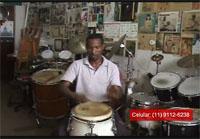 Show no Atabaque
