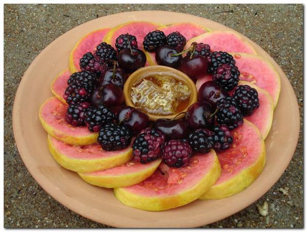 Frutas para Ibeji