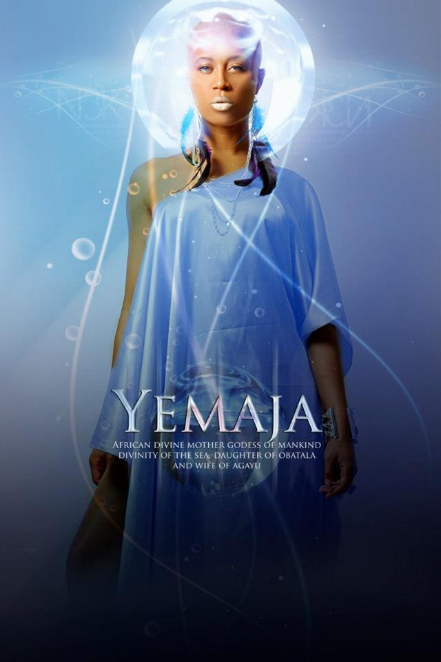 Yemanjá a Luz da Kabbalah
