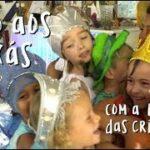 Hino aos Orixás com a Pureza das Crianças